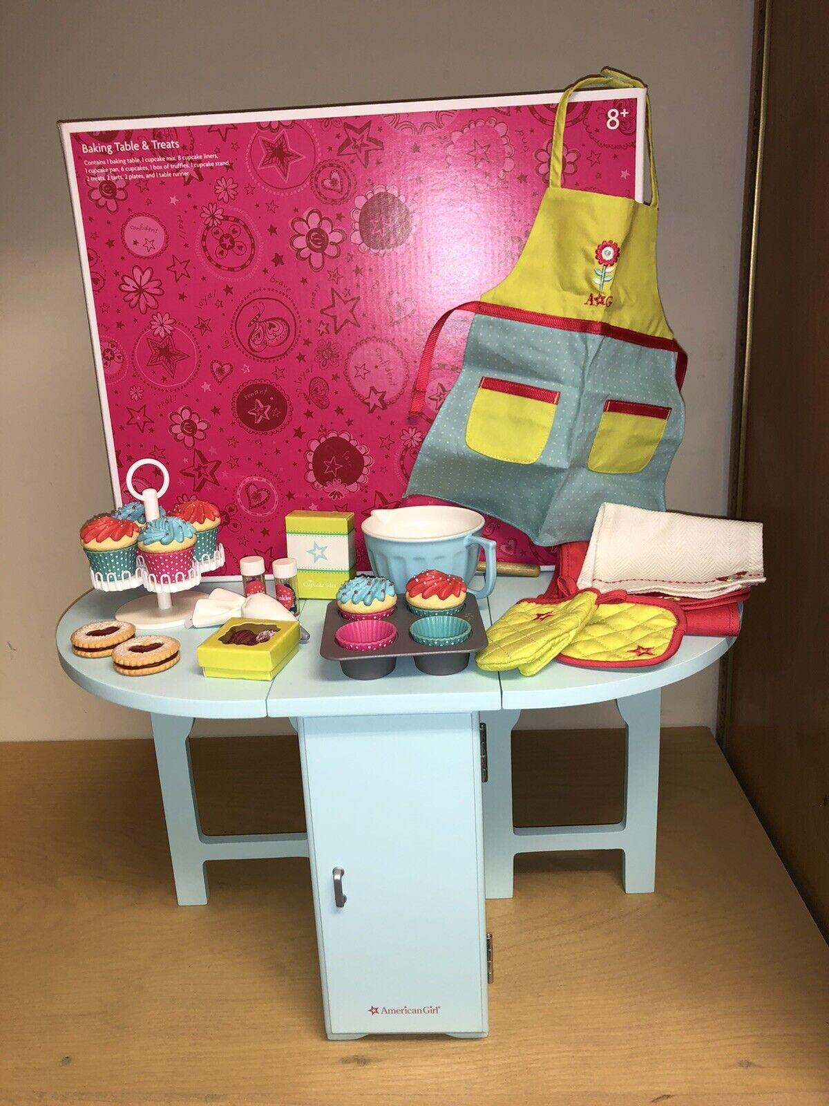 American Girl Doll Baking Table /& Treats Rice Crispy Treats Only