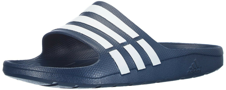 NWOB Men's Adidas Performance  Duramo Slides G15892  Sandal's    Size us 12