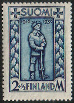 Finland 1938, The War Of Liberation , MNH