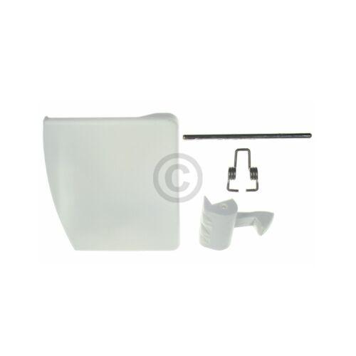 Poignée de porte blanc comme 481949869247 pour machine à laver