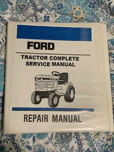 New-Holland-3230-3430-3930-4630-tractor-Service-Repair-Binder