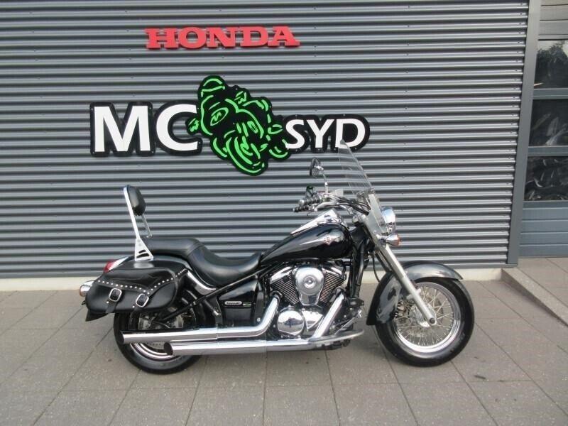 Kawasaki, VN 900 Classic, ccm 903