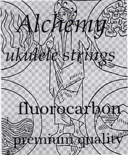 Fluorocarbon Ukulele Strings  Soprano Concert or Double Length