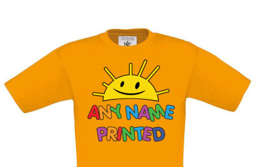 Ryans Toy Review World T Shirt Personalised Any Name UK Quick Postage
