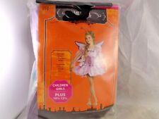 Halloween Lavender Butterfly Costume Children Girls 10.5-12.5 Plus Mariposa Lila