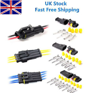 Image Is Loading 10pcs Super Seal Waterproof Electrical Wire Connector Plug