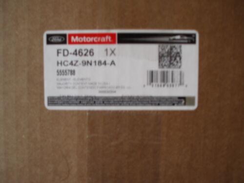 NEW Fuel Filter MOTORCRAFT FD4637 HC4Z9N184A FAST SHIPPING OEM FD4626 F650 F750
