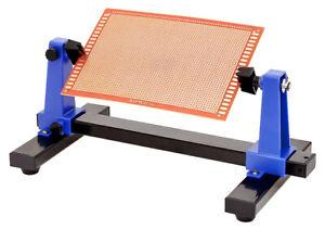 Support De Circuit Imprimé 3ème Main Pcb Plaque D'essai Soudure Montage Platine