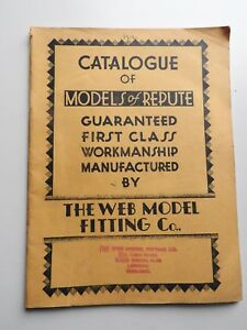 Catalogue-of-Models-of-Repute-Web-Model-Fitting-Co-inc-price-list