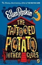 The Tattooed Potato and Other Clues - New - Raskin, Ellen - Paperback