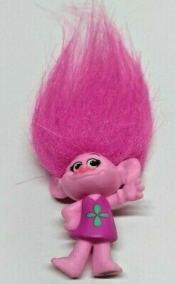 Trolls aveugle série Bag 6 Mini Figure Princess Poppy Rose Troll No Packaging