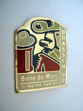 PINS BIERE DE MARS KANTER BRASSERIE BRASSIN 92