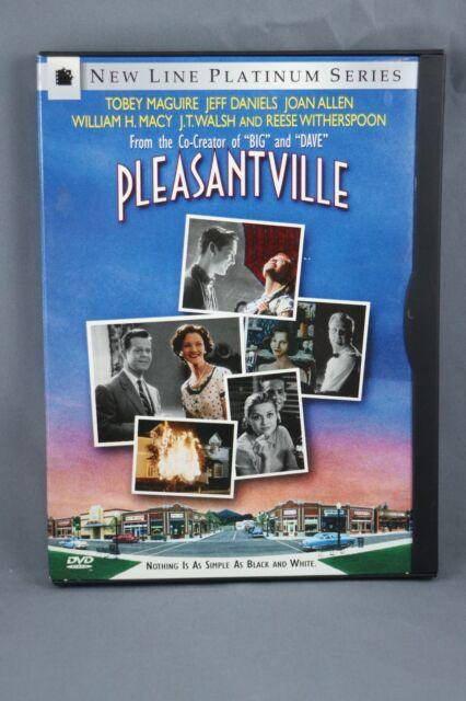 Pleasantville (DVD, 2001) Region 1