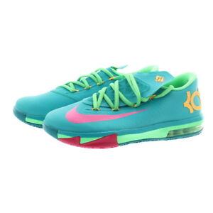 d377befab33c Nike 599477 Kids Youth Boys Girls KD 6 VI Low Top Basketball Shoes ...