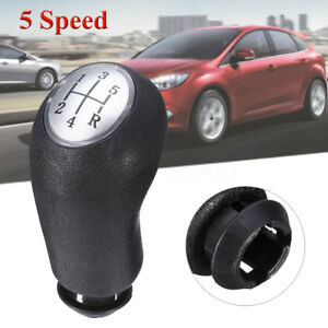 5-Speed-Gear-Knob-Shift-For-RENAULT-Megane-Clio-III-Kangoo-Twingo-Laguna-Scenic