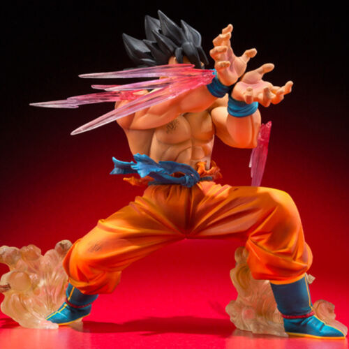 Dragon Ball Z Super Saiyan Son Goku Vegeta PVC Action Figure DBZ Anime Kids Toy