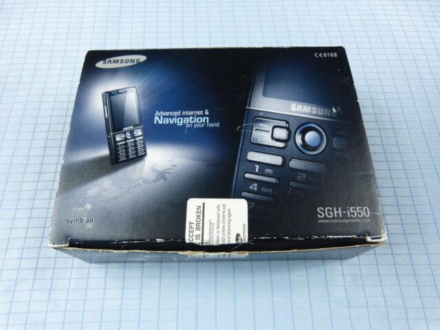 Samsung SGH i550 Schwarz! Neu & OVP! Ohne Simlock! Einwandfrei! Imei gleich! #6