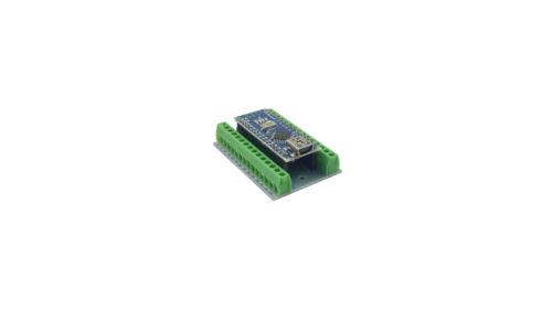 Arduino Nano Mini Board with Screw Terminal Shield Breakout Expansion Adapter