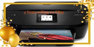 HP Envy 5540//5544 All in One WIRELESS PRINTER SCANNER COPIER