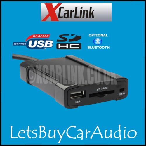 XCARLINK SKU15392 TOYOTA USB MP3 INTERFACE FOR AVENSIS CELICA SD COROLLA