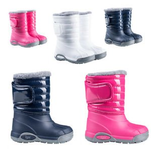 unverwechselbarer Stil auf Füßen Aufnahmen von Laufschuhe Details zu Kinder/Baby Gummistiefel Winterstiefel Schneestiefel Lammfell  gefüttert Gr24-36