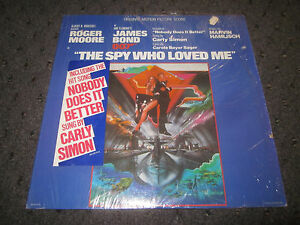 THE SPY WHO LOVED ME 007 JAMES BOND SOUNDTRACK LP EX   eBayThe Spy Who Loved Me Soundtrack