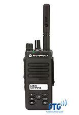 Motorola DP2600e, VHF 136-174, 128 Kanal Digital/Analog + Kundenspezifische Prog