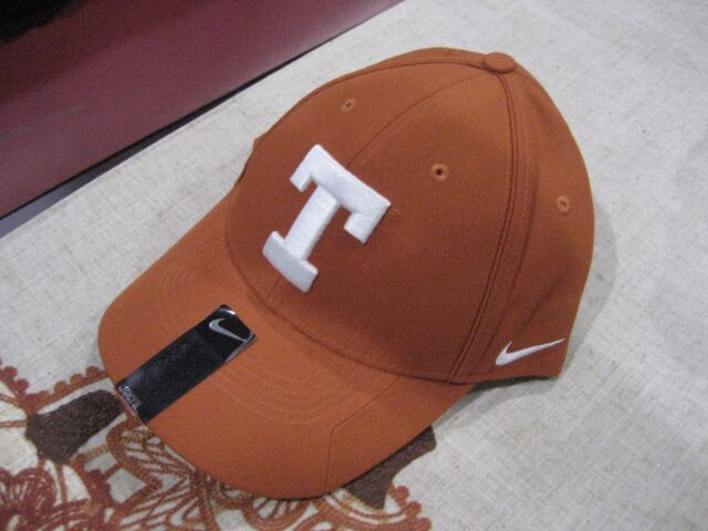 4fc792f30d9 Nike Dri Fit Texas Longhorns Mens Legacy 91 Sideline Hat Cap Orange Adjusts