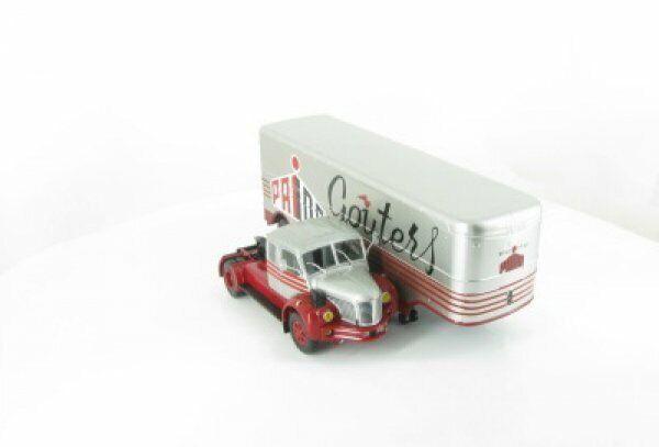 mejor moda 1 43 Ixo Berliet Berliet Berliet TLR 10 m maleta remolCochese camión camión 95  Descuento del 70% barato