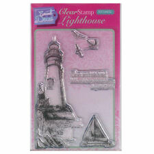 Sweet Dixie A6 Clear Stamp Set - SDCSA6032 Lighthouse
