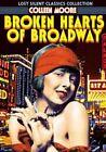 Broken Hearts of Broadway 0089218737496 With Colleen Moore DVD Region 1