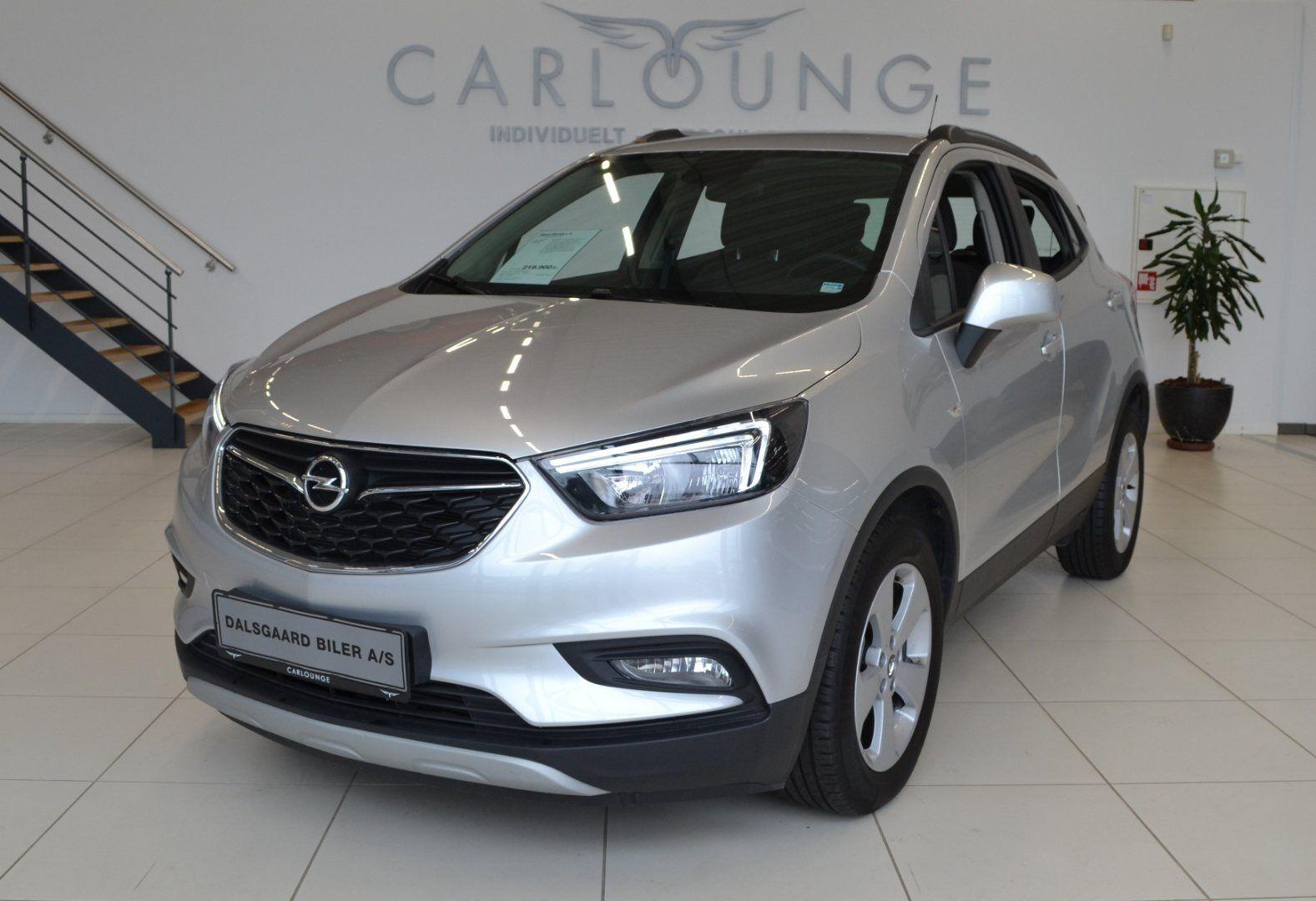 Opel Mokka X 1,4 T 140 Selective 5d - 199.900 kr.