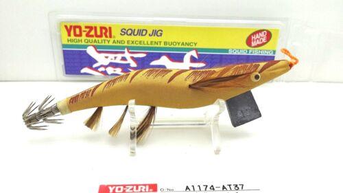 1pc Yo-zuri Squid Fishing Calamari Jig OITA Cloth Wrapped Eging #4.0 A1174-AT37