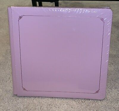 Blush Creative Memories 12x12 Coverset Album