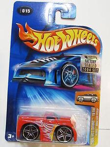 Hot-Wheels-2004-Primo-Edizioni-Blings-Dodge-Pick-Up-015-Sigillato-in-Fabbrica