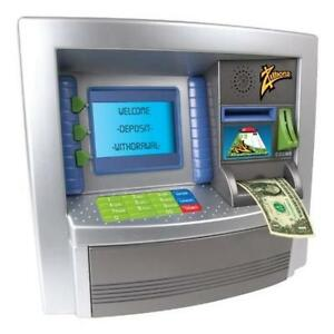 Image Is Loading New Kids Zillionz Savings Goal Atm Bank 0t3011006