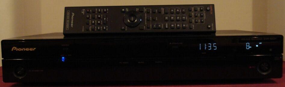 Pioneer DVR-560H-S Recorder Treiber Windows 10