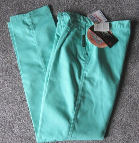 Vintage Rocky Mountain Jeans Size 30 / 11 Mint Gre
