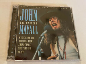 JOHN MAYALL - 2 CD - The Masters - Music-Original Film Soundtrack - Excellent