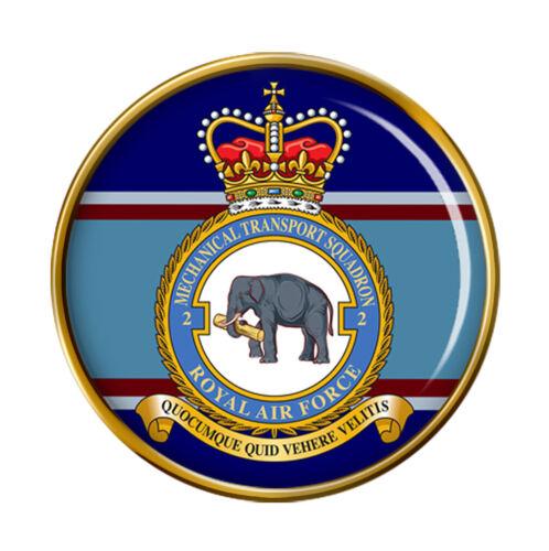 RAF Pin Badge 2 Mechanical Transport Squadron