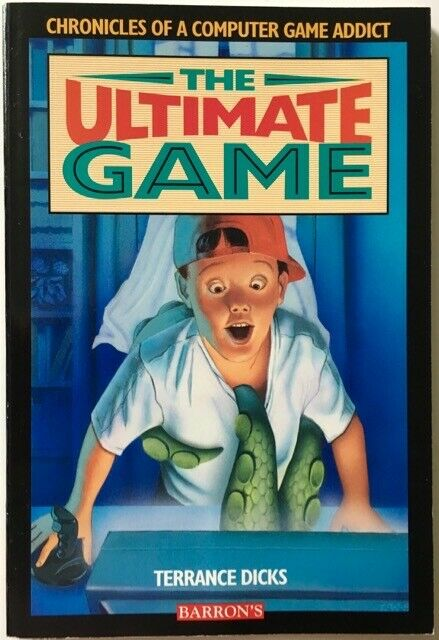 The Ultimate Game: Chronicles of a Computer Game Addict, Terrance Dicks. PB 1994