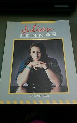 Julian lennon childrens books
