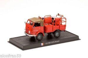 Coche-Bomberos-Diecast-1-50-scale-1981-CCF-LEGGERO-RENAULT-CBO125