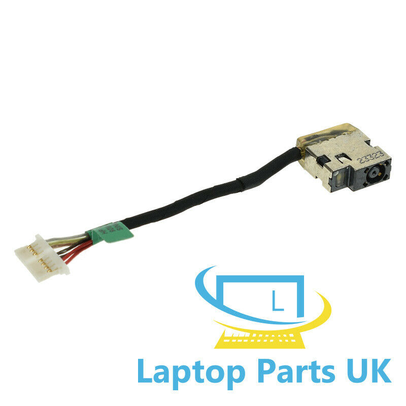 DC Jack Power Socket Cable Hp 799735-Y51 799735-S51 799735-T51 799735-F51 Wire