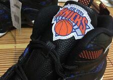 Adidas Crazy 8 NY Knicks sz 9 Black Blue Orange White KOBE Bryant Shoes  S83937 aeb013c12