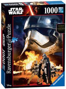 Star-Wars-The-Force-despierta-episodio-VII-1000-Piezas-Ravensburger-Rompecabezas
