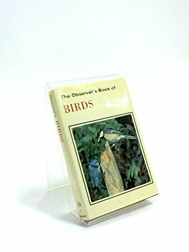 The Observer's Book of Birds by S. Vere Benson B000KP4LWS The Cheap Fast Free