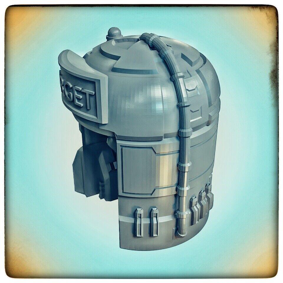model kit gaming 28mm Dredd necromunda gaslands wh40k infinity Wasteland Buggy