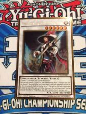 Yu-Gi-Oh! VIRGIL, ROCK STAR OF THE BURNING ABYSS PGL3-EN061 1.Auflage