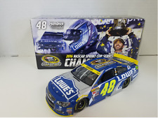 NASCAR 2017 RELEASE JIMMIE JOHNSON  #48 LOWES 7X CHAMPIONSHIP CAR 1/24